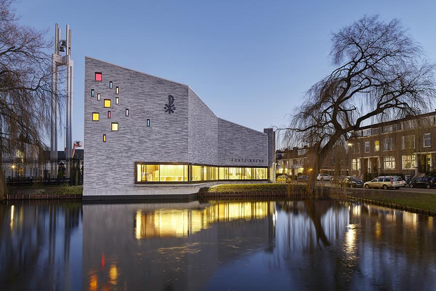 Fonteinkerk, Rotterdam